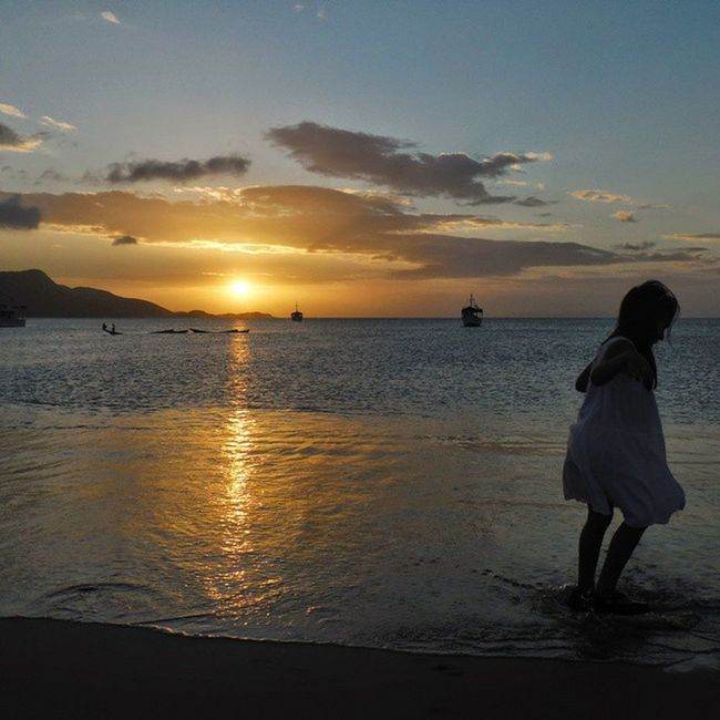 Betosalvestrini Beach Margarita JuanGriego Sunset Art Quickphoto Showcase April