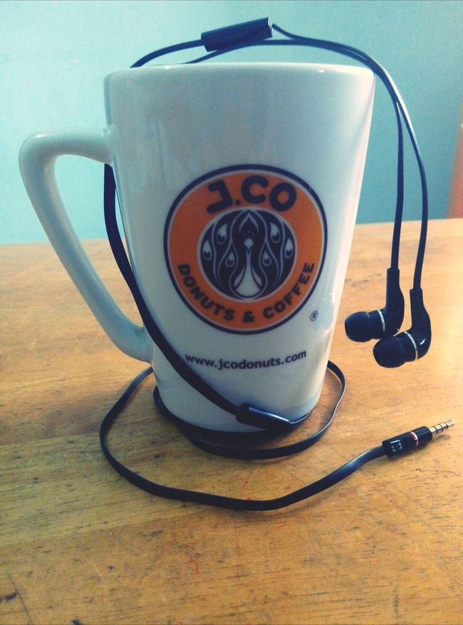 What Does Music Look Like To You? Coffee and Music are perfect combination!