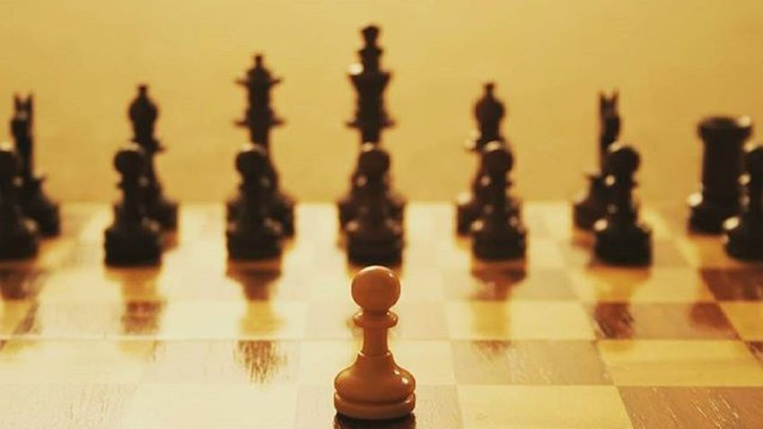 Then all the world could rise against Us, And We'd dare to fight... Allgoodthings Invictus Invincible Rock Quotes Chess War Strategy Picoftheday Followme