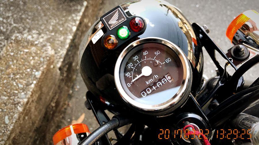 APE50、100km~♫