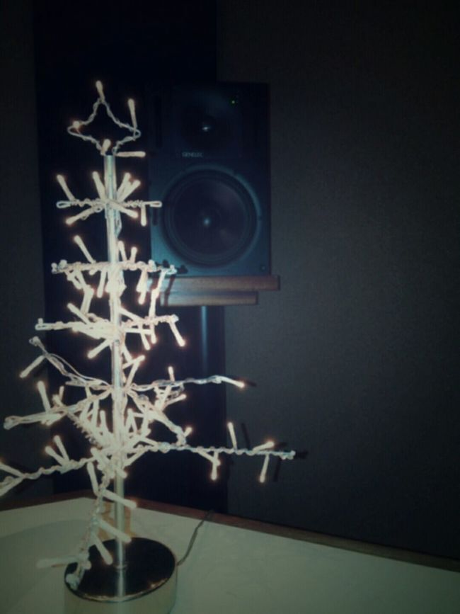Audio Studio Christmas Led Lights