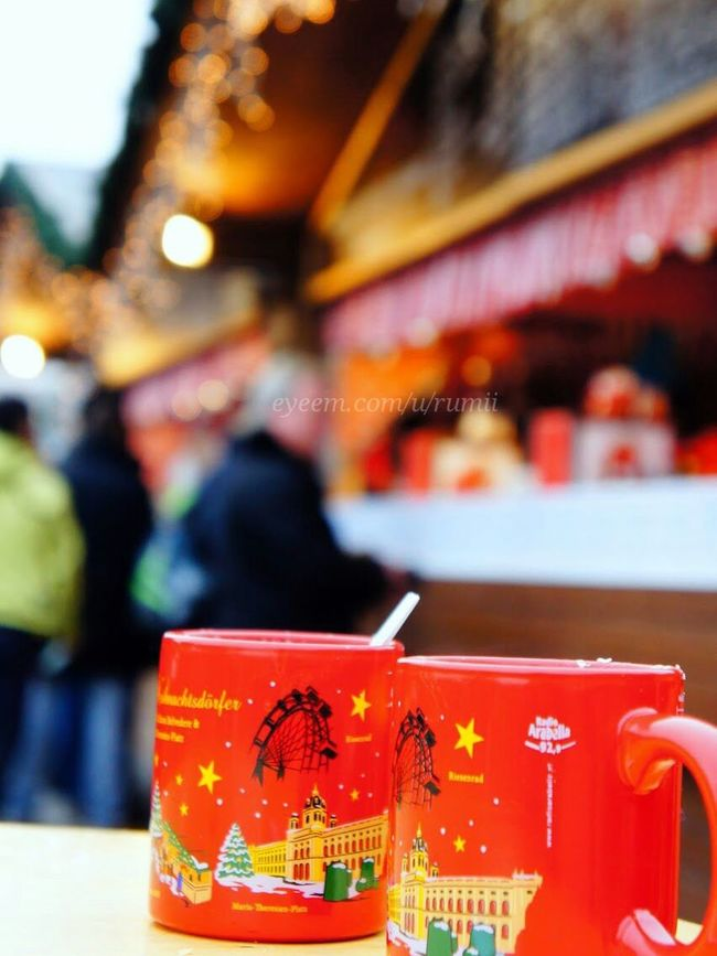 2年くらい前の Vienna Christmas Market Christmas Christmas Is Coming