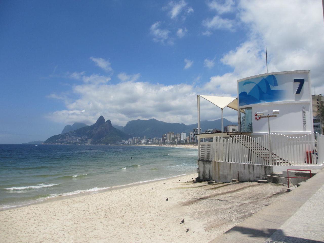 Beautiful stock photos of rio de janeiro, sea, beach, water, sky