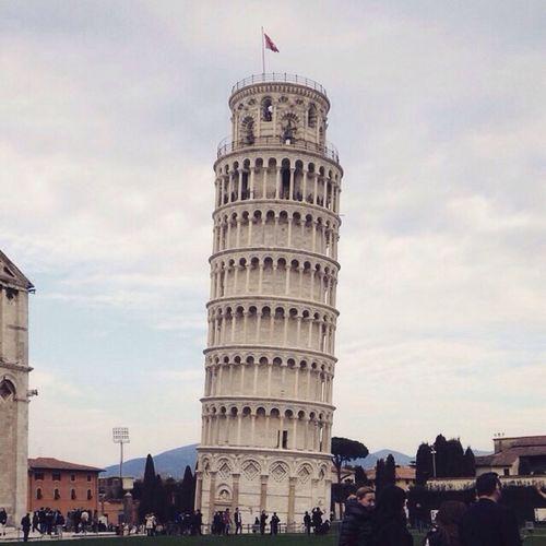 Pise Tour De Pise Italie Tuscany 🇮🇹✈️