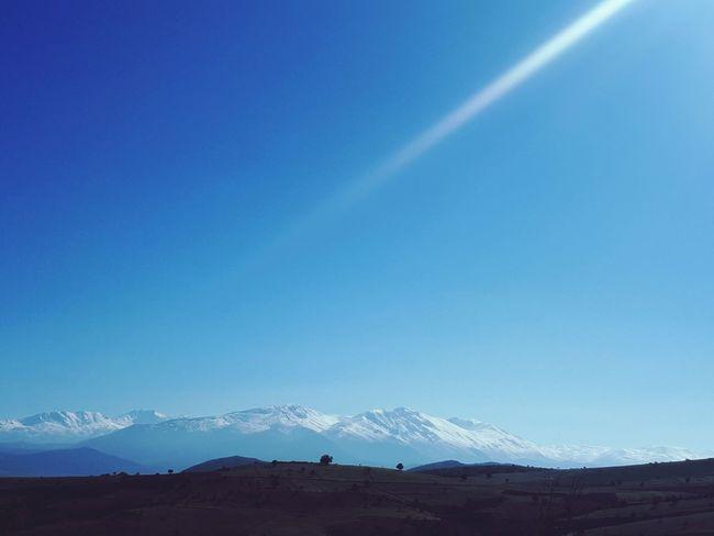 Mountain Snow Mountain Range Beauty In Nature Natural Phenomenon Nature Day