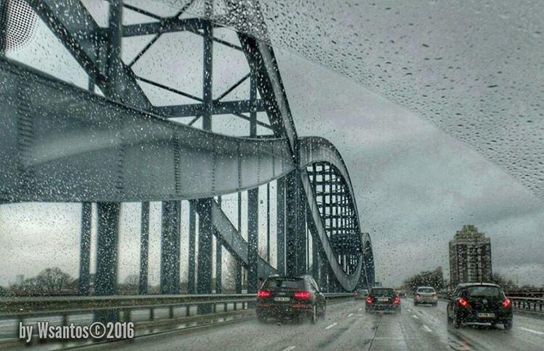 Bridge - Man Made Structure Car Road GERMANY🇩🇪DEUTSCHERLAND@ First Eyeem Photo Hello World