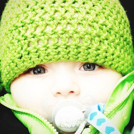 Innocence Blue Eyes Wonder