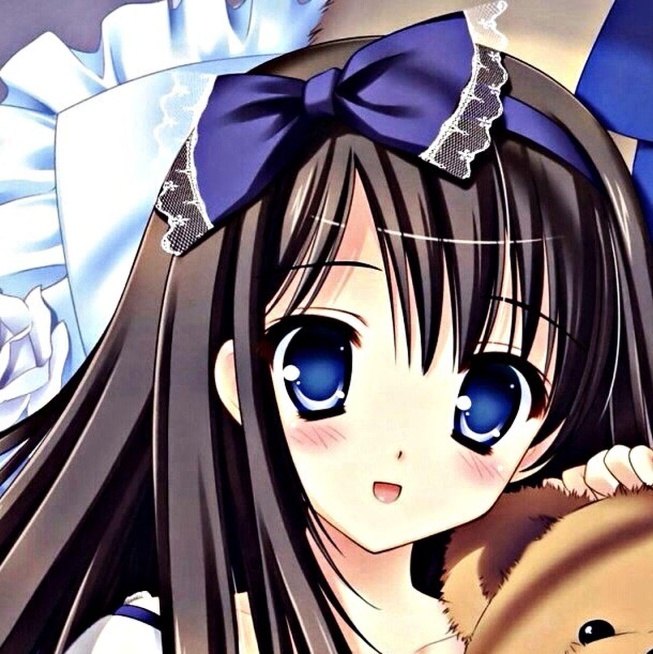 KAWAII Anime Manga Little Girl