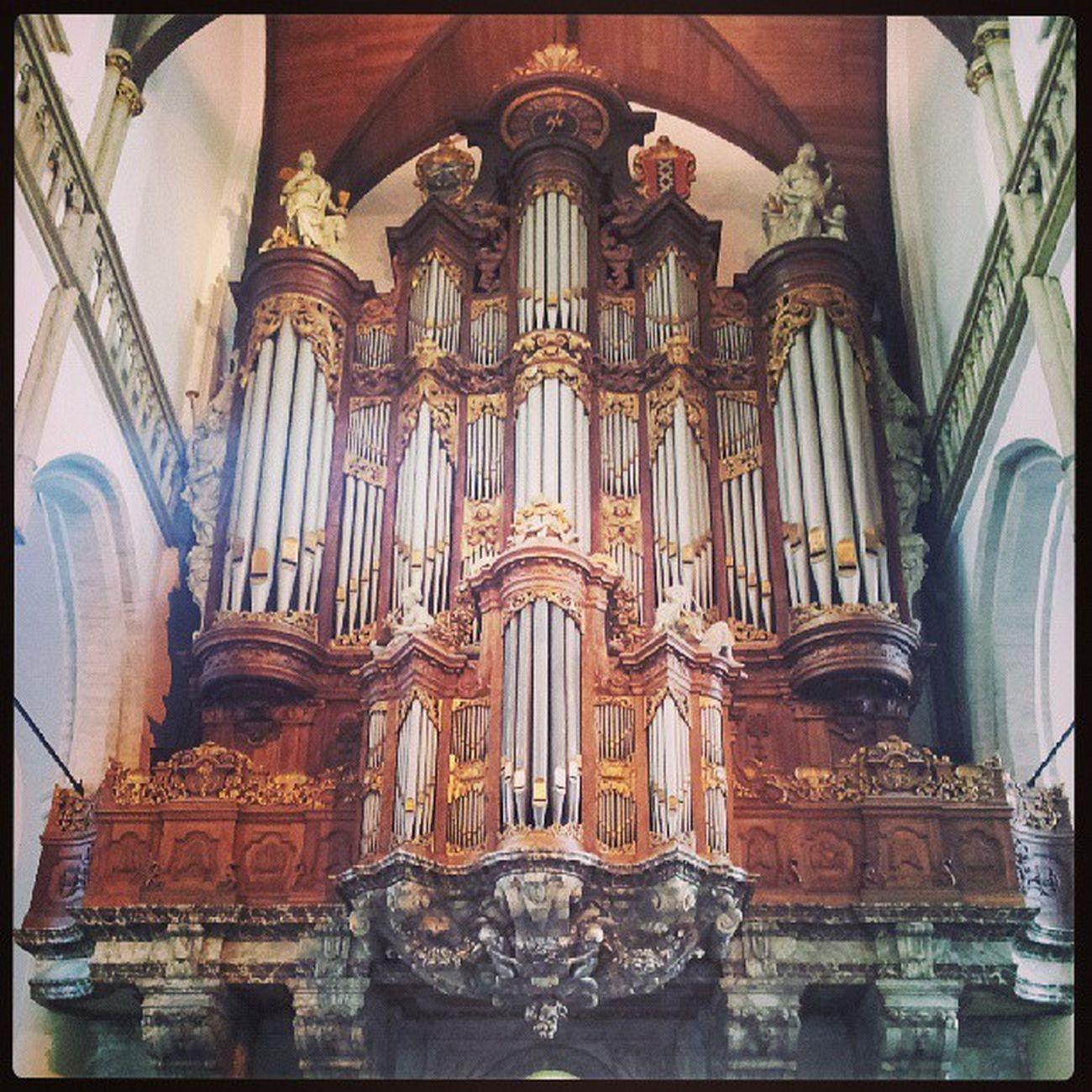 Oudekerk Pipeorgan Amsterdam
