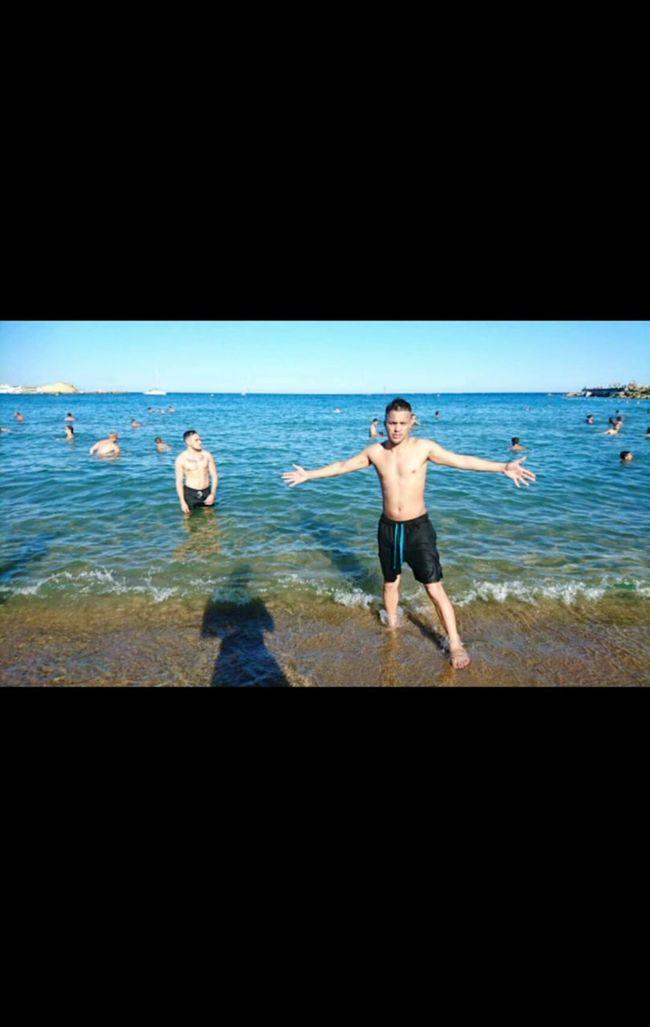 Swimming Enjoying The Sun Relaxing