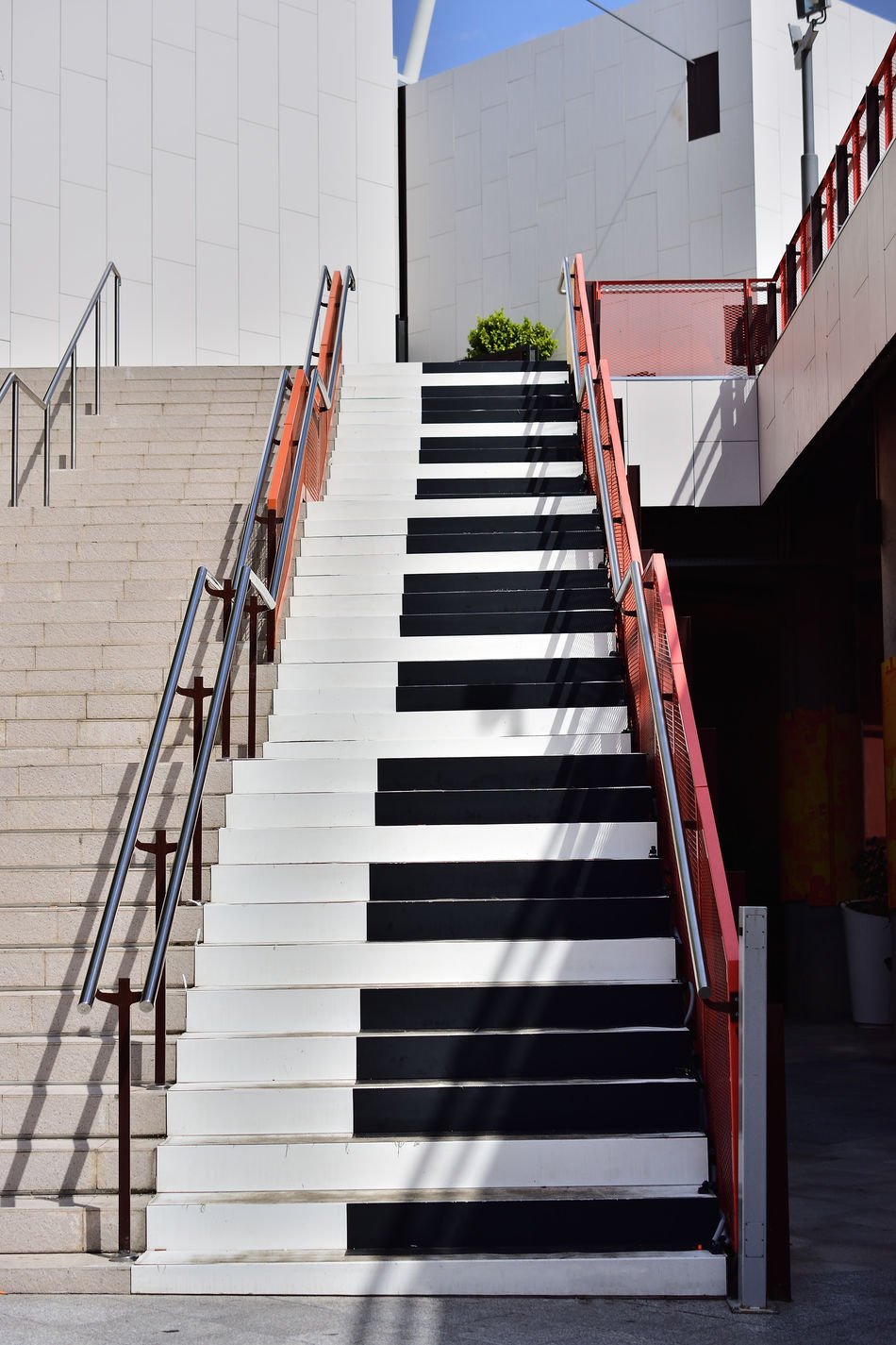 Piano stairs Steps Musical Instrument Piano Keys Stair