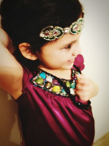 My lil Flower Child<3 MyLove❤ Beautiful Happiness Blissful Babygirl ♥ Dressing Up Eye4photography  Getting Inspired Eyem Kids