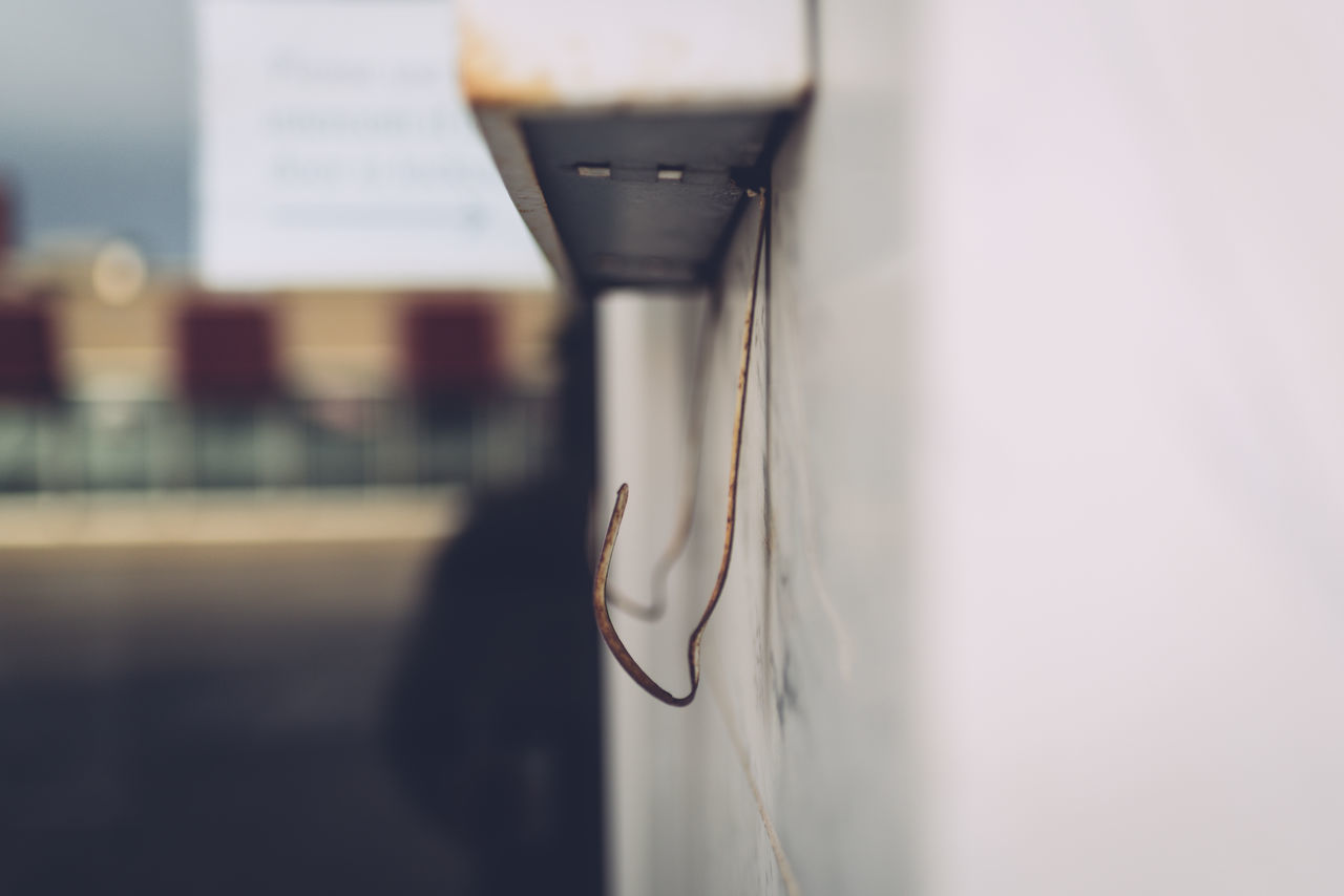 Close-up Day Focus On Foreground Mailbox No People Selective Focus Shadow Shallow Depth Of Field Wall