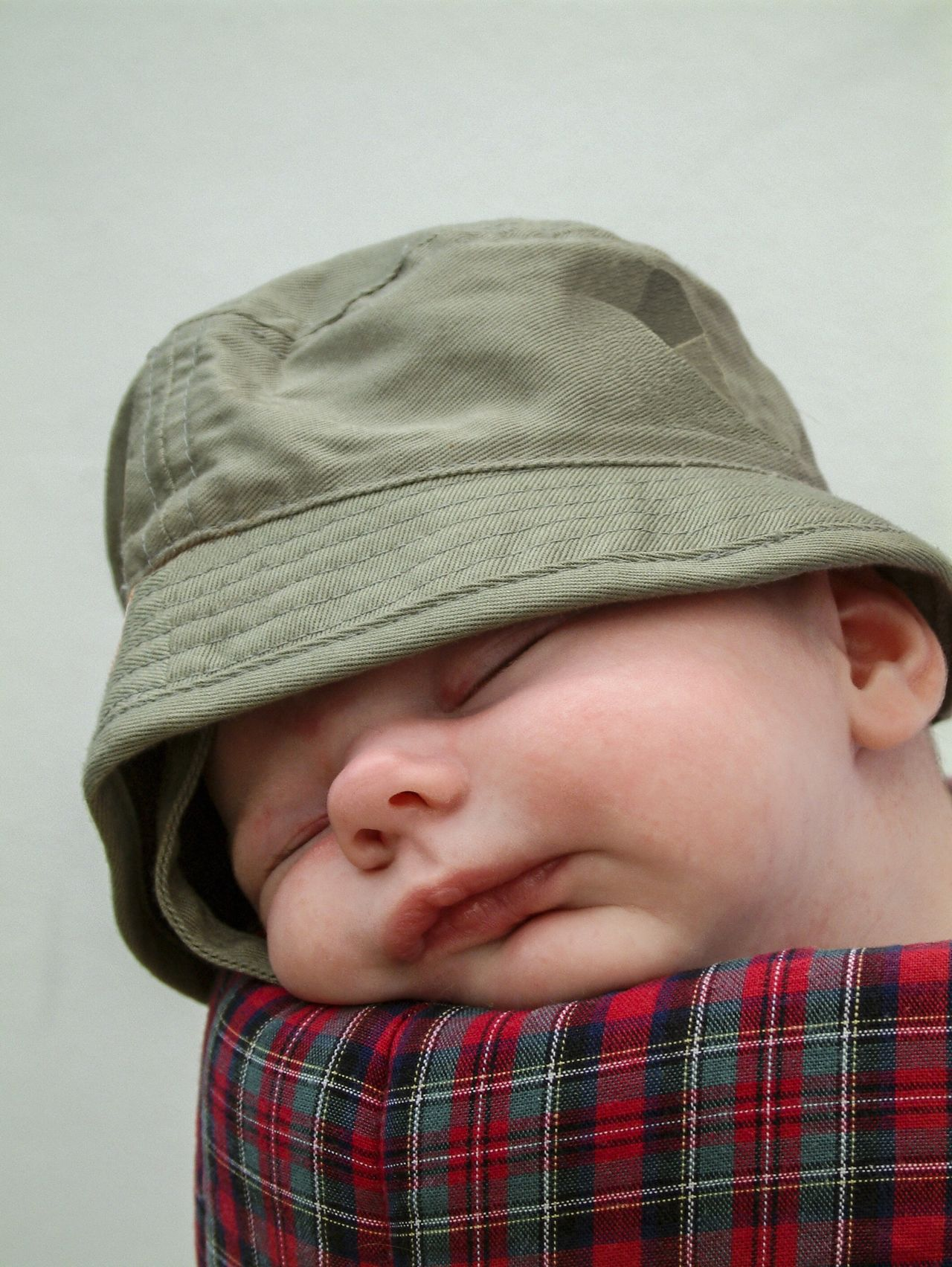 Sleeping Baby  Cute Peaceful Happy