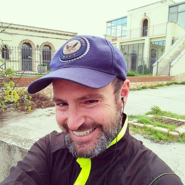 17,3 km... A good start Nikeplus Run Runner AfterUN Paolograssi Iliveinamovie