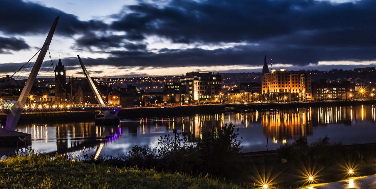 Derry Derrylondonderry Foyle