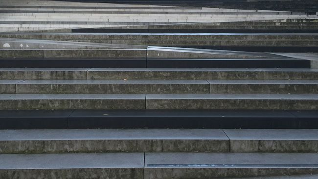Stairs I. - Aachen Your Design Story Stairs Outdoors Architecture The Architect - 2016 EyeEm Awards Stone Structure Nofilter Noedit