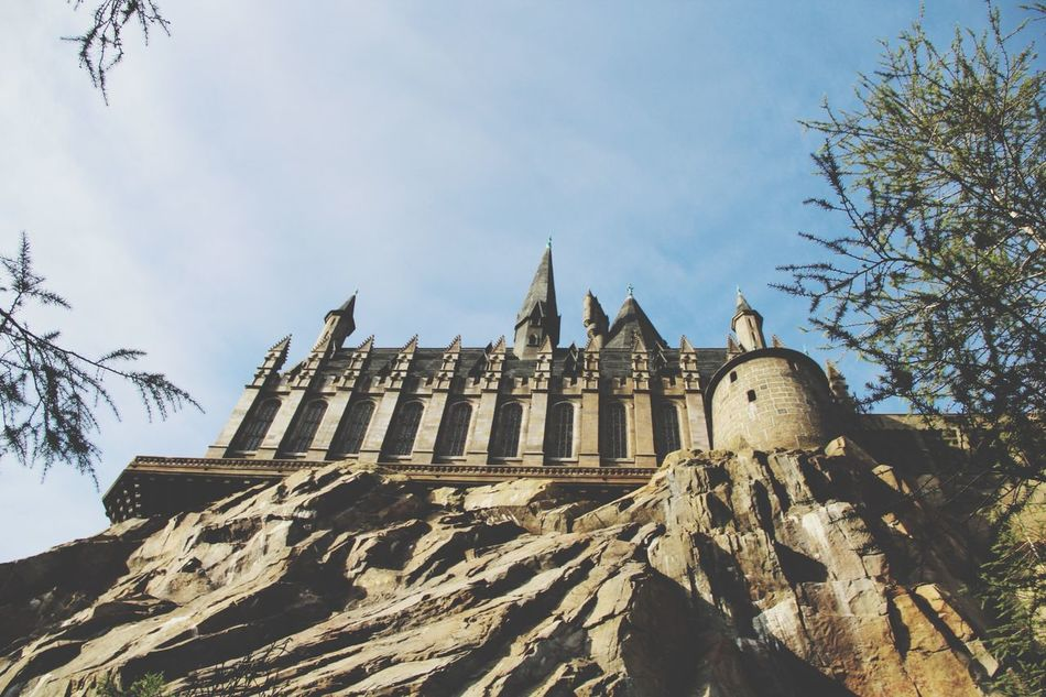 To the land of Harry Potter. From Xmas Vacation Love To Travel Having Fun Islands Of Adventure