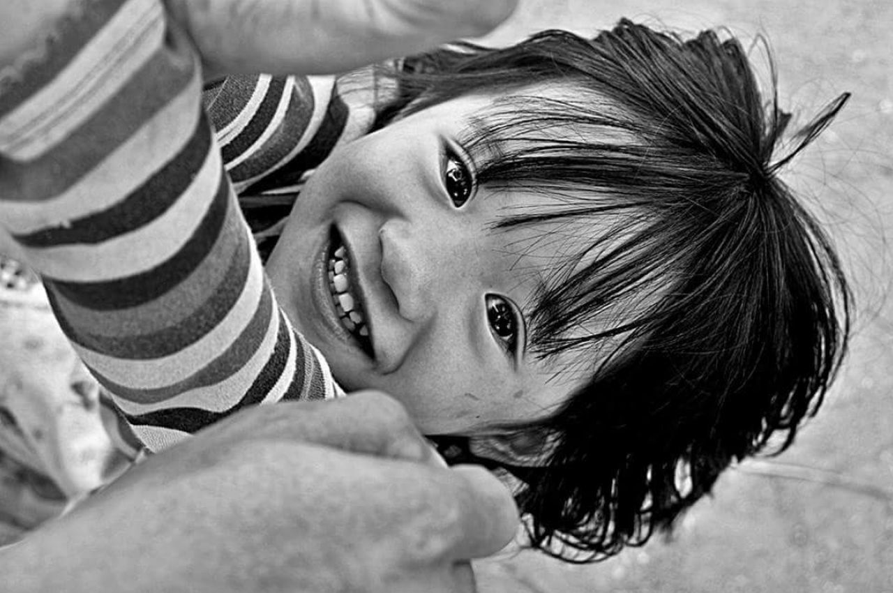 Close-up Portrait Human Face Headshot People Smiling Innocenceofachild Innocent Eyes Innocent Smile Innocence Of Youth Innocenteyes Children Photography Children's Portraits