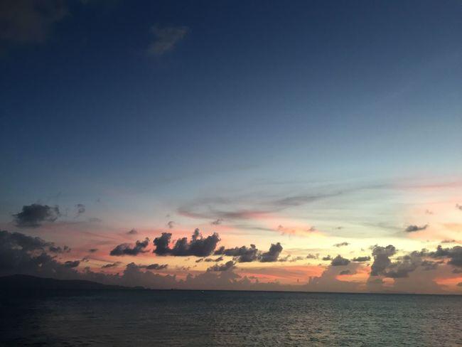 Full Moon Party December 2015 December Sky Koh Phangan EyeEm Koh Phangan Ferryboat Ocean Sunset Skyporn