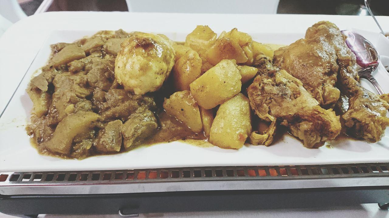 What's For Dinner? esta noche el tiempo por Roti Surinam Food