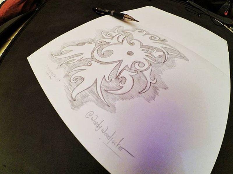 Borneo in sketch. Still need much practice to do it well.. Iamacreativ Thecreativmovement Sketchbook Sketch Borneo Draw Handdrawn Pencilwork