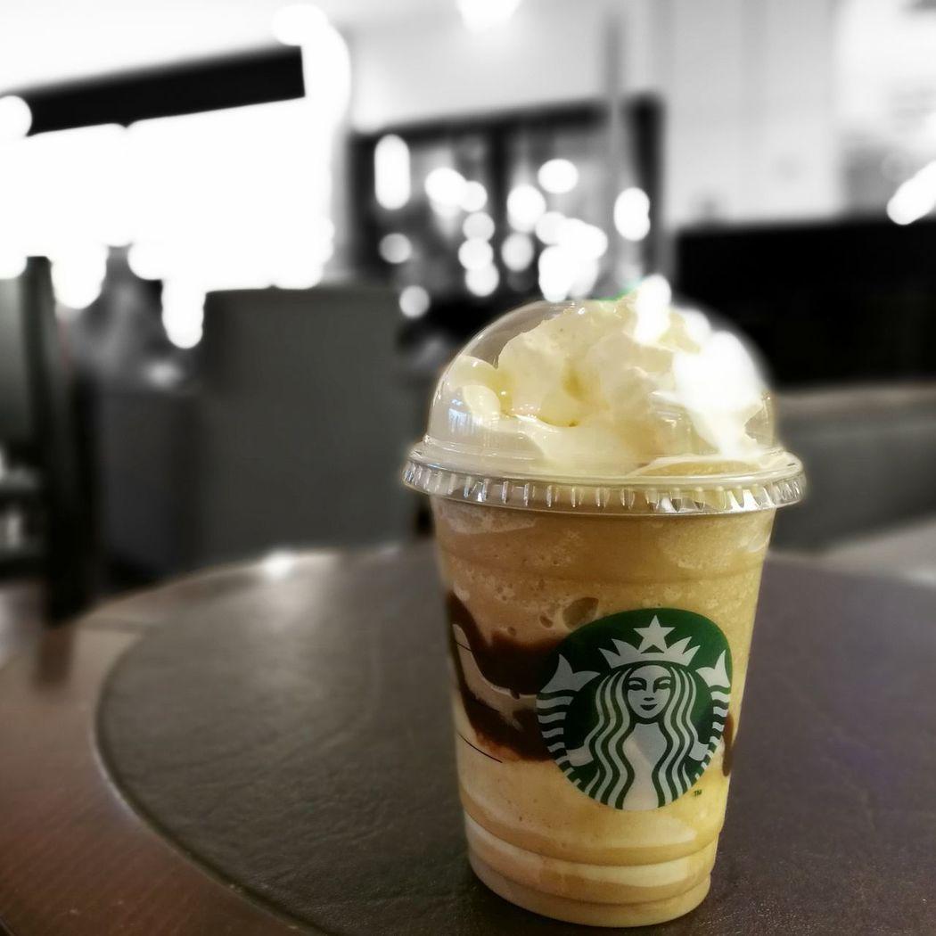 HuaweiP9 Coffee Starbucks