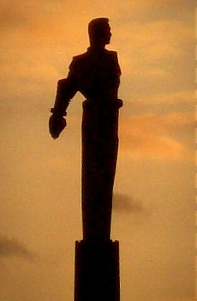 - Поехали! © Ю.Гагарин. ЛенинскийПроспект улицымосквы Родныеместа роднойдом гагарин Street
