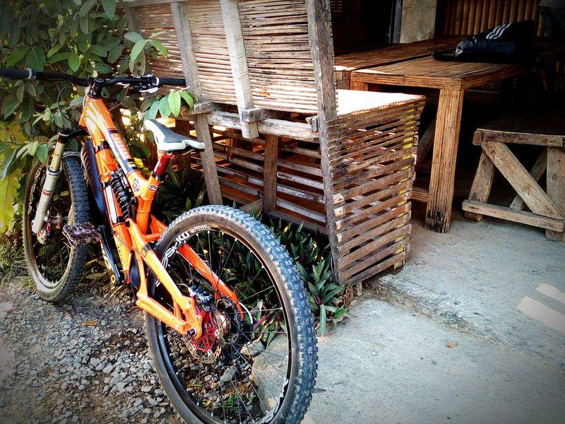 my bike Intense Downhill Bike Slopestyle