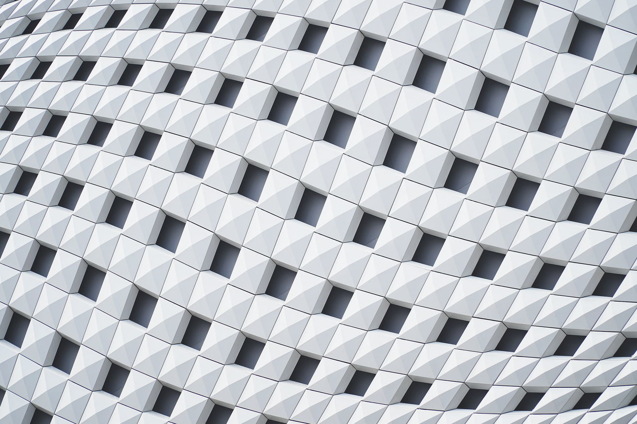 Abstract Architecture Façade Japan Modern Pattern The Architect - 2017 EyeEm Awards Tokyo