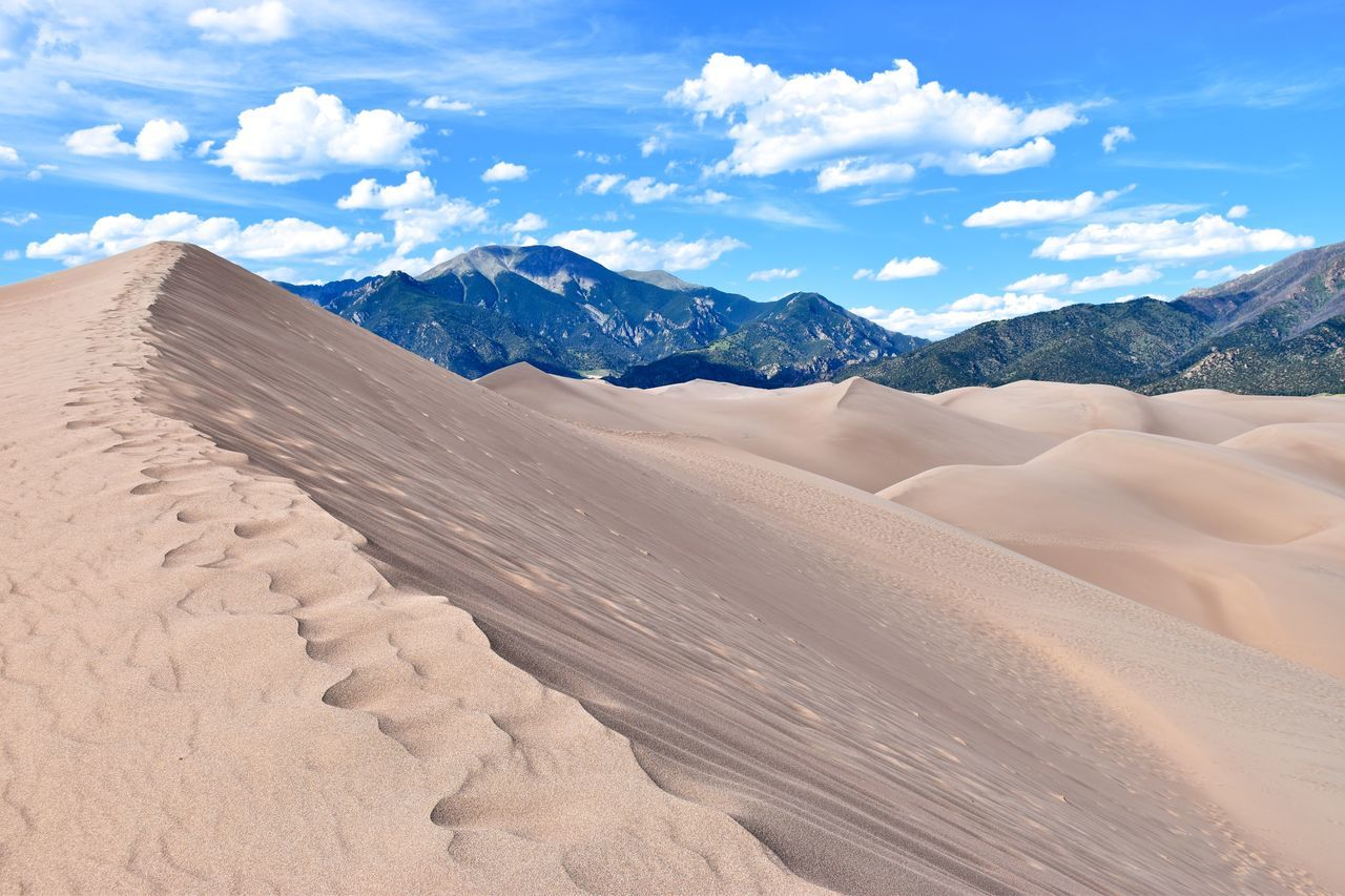 Beautiful stock photos of sand, Beauty In Nature, Cloud - Sky, Day, Denver