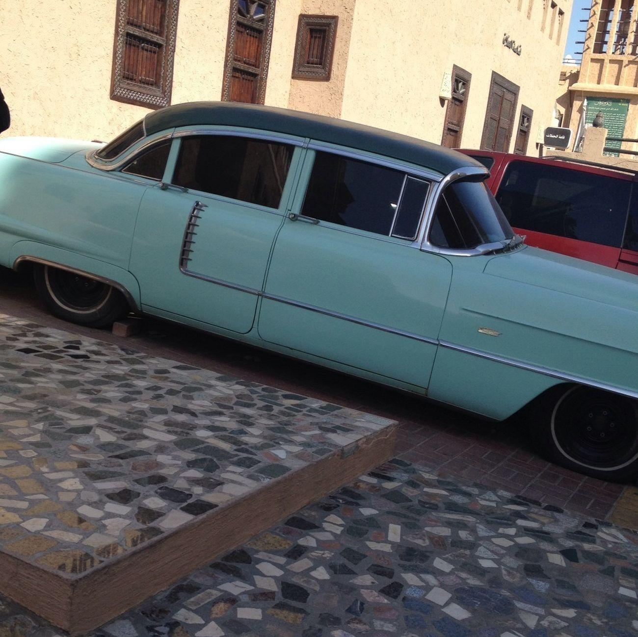 Old car..