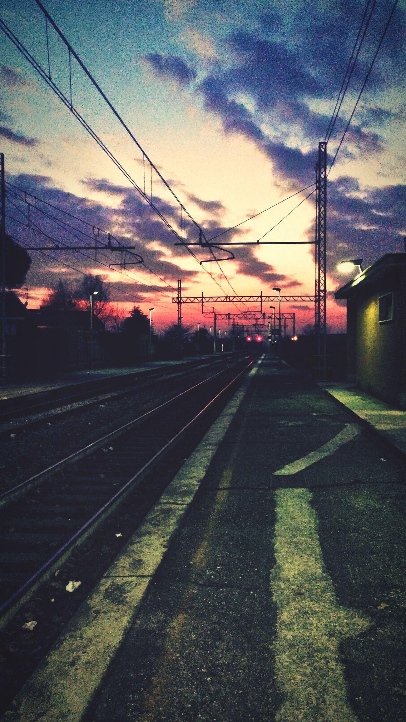 Paderno Public Transportation Running Late