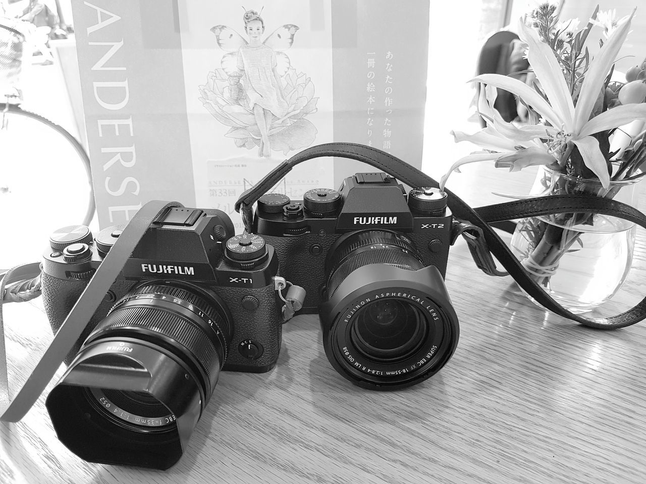 With Fujifilm Fotography Flower Fuji X-T1 FUJIFILM X-T2 Camera Work Fun