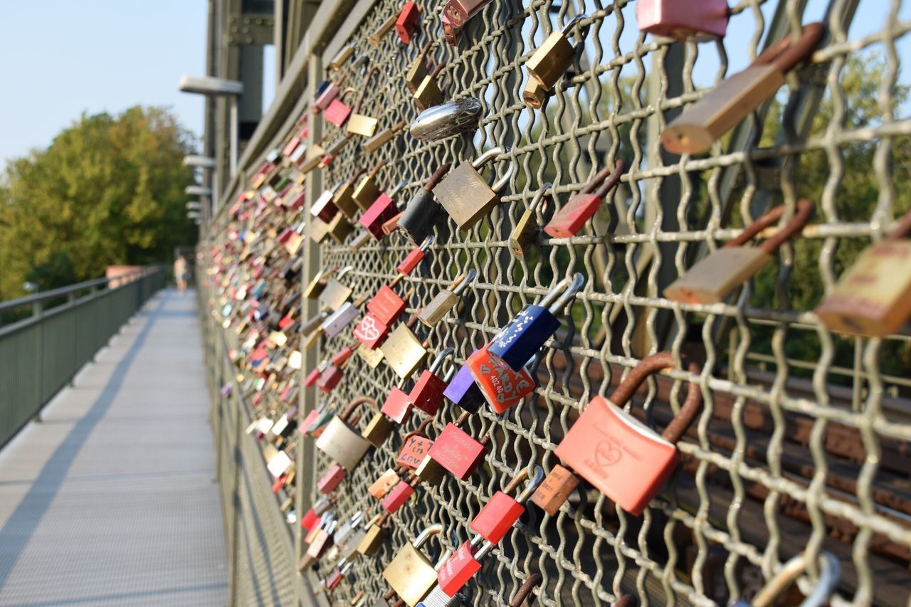 Love lock Day Love Lock Outdoors