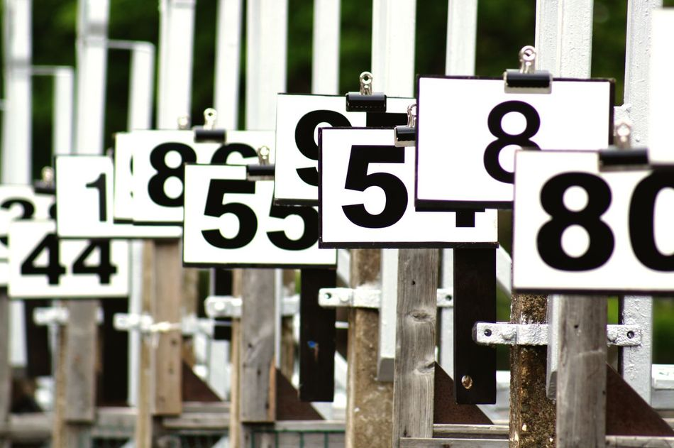 Number Text Day No People Outdoors Speed Limit Sign Close-up TT TT Races Isle Of Man Superbike Racing