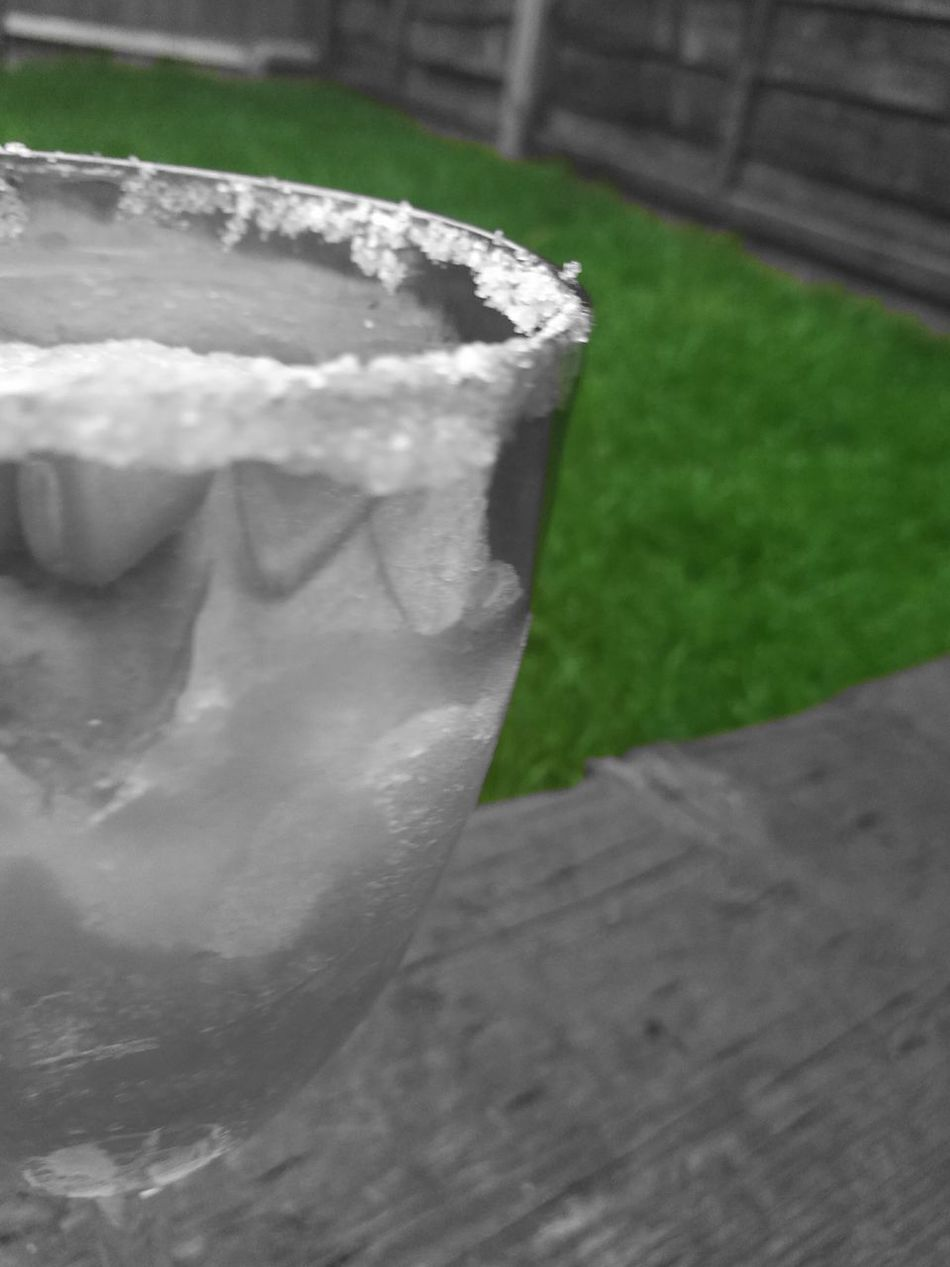 Cocktail Cocktails Garden Summertime The OO Mission