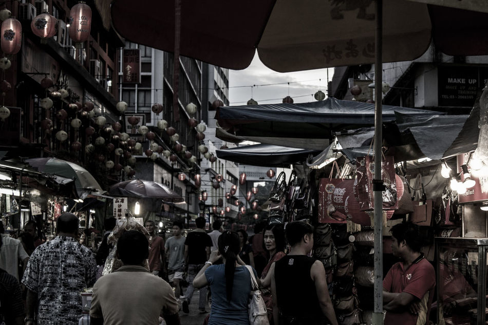 On a Market, People from behind! #Dark #market Adult Adults Only Bazaar Crowd Day Indoors  Large Group Of People Leisure Activity Market Market Stall People Real People