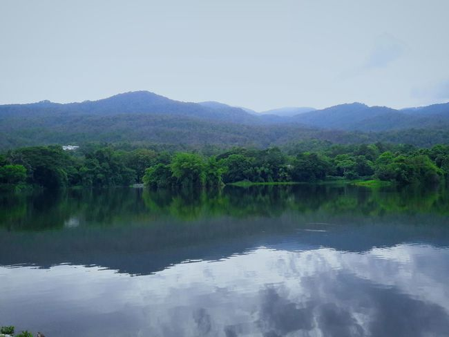 | R E S T F U L | Nature Water Mountain Sunshine First Eyeem Photo