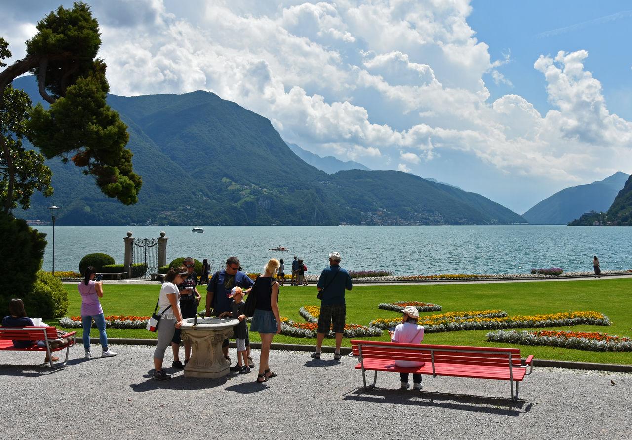 Beautiful stock photos of uhren, mountain, lake, water, mountain range