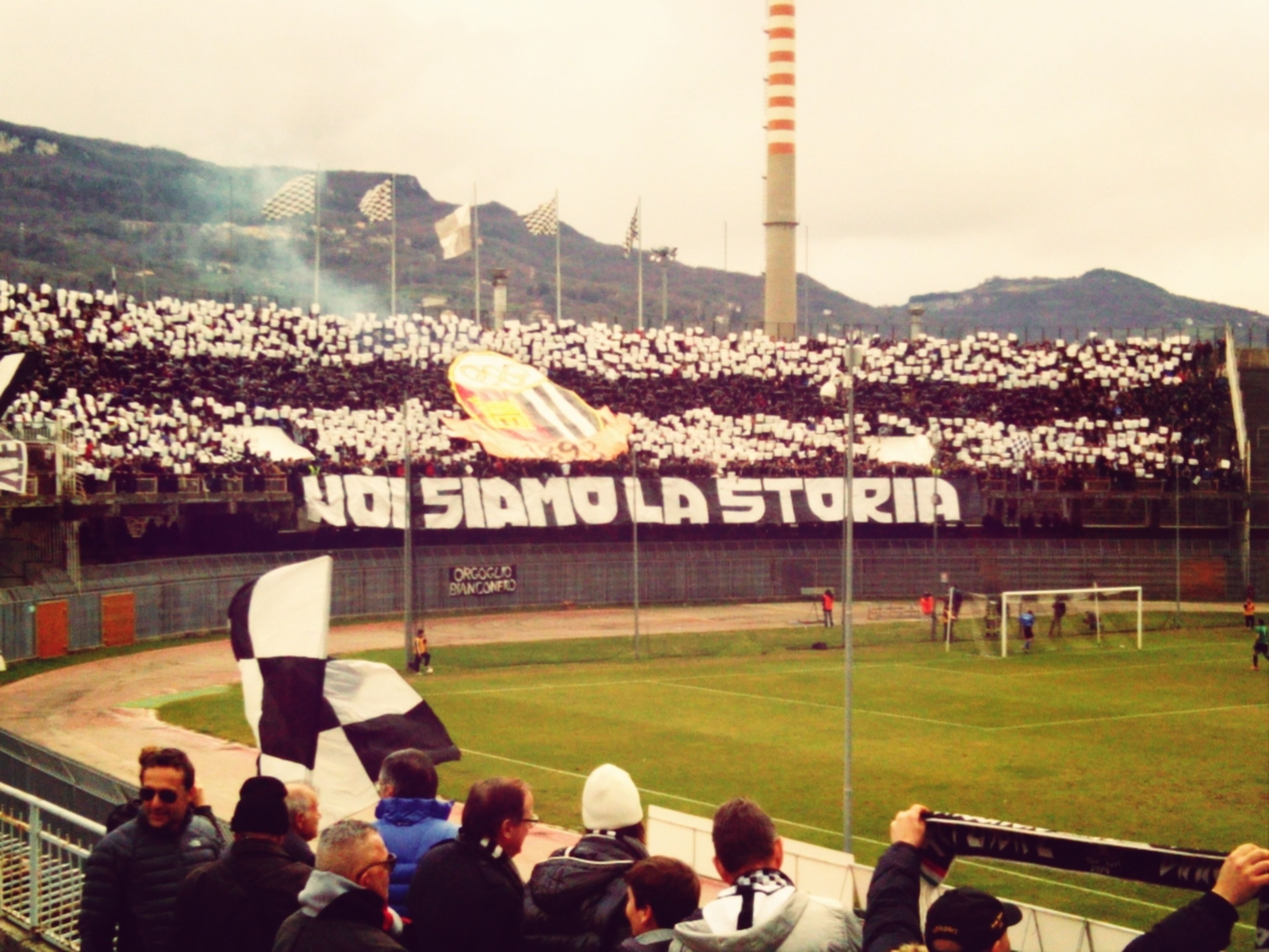 WE ARE THE STORY!ASCOLI CALCIO