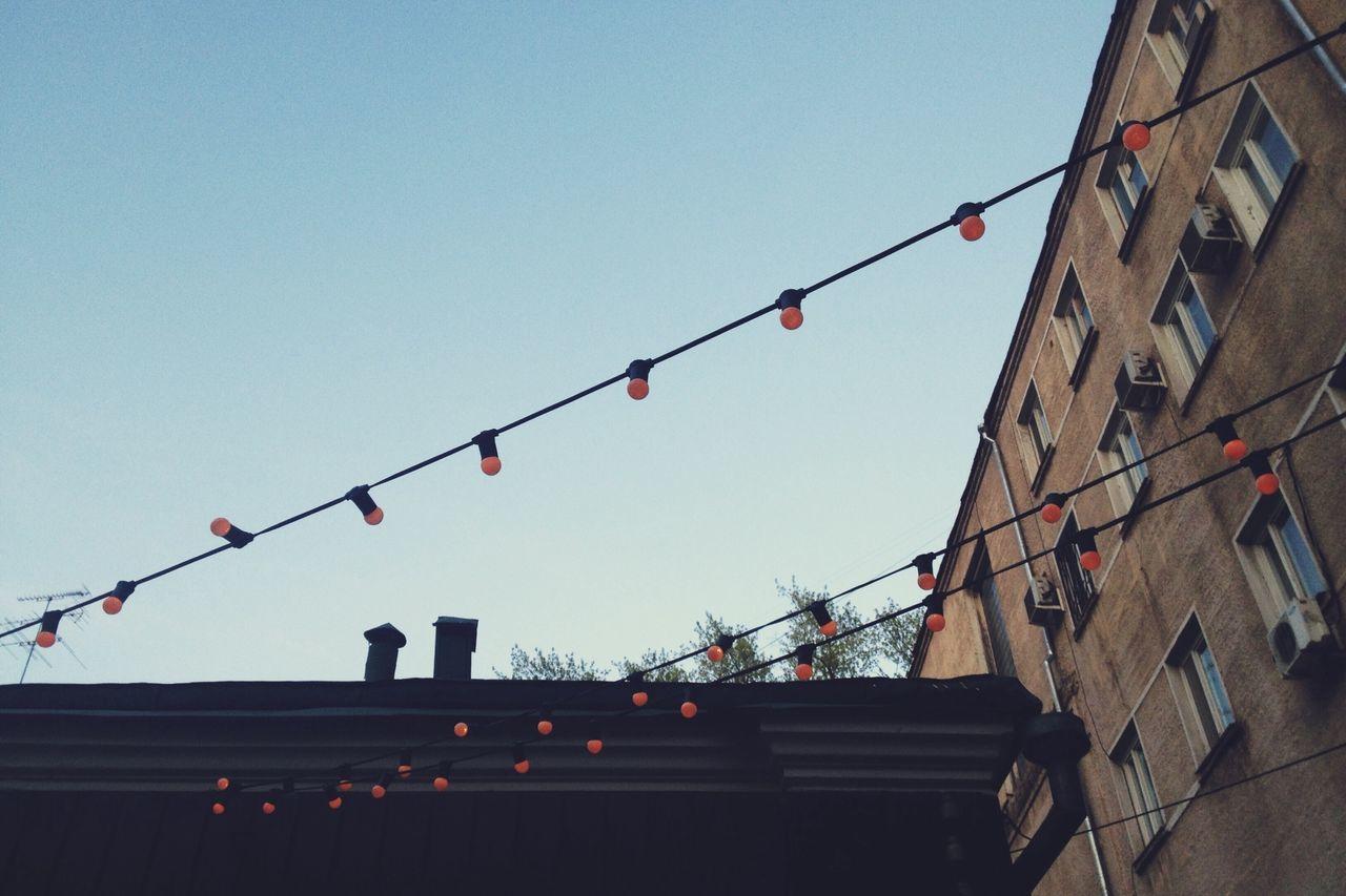Cozy Backyard Street Photography Simplicity