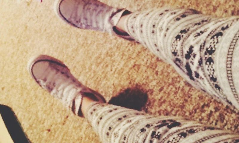Black And White Tights<3 BORED!