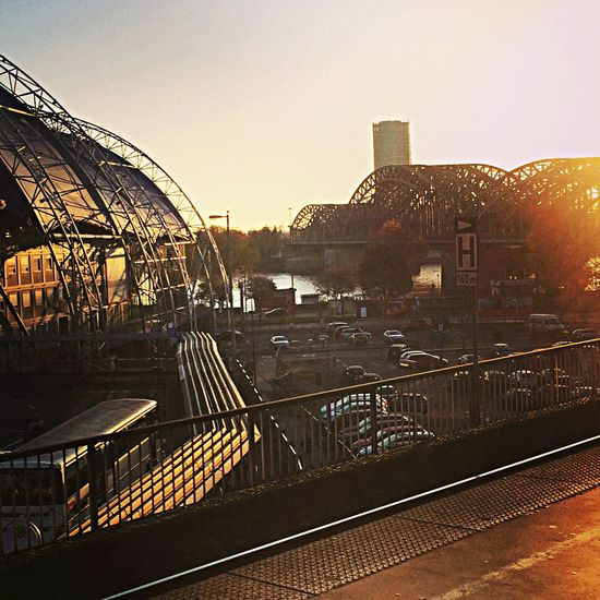 Cologne Morning Workhardplayhard Going To Work