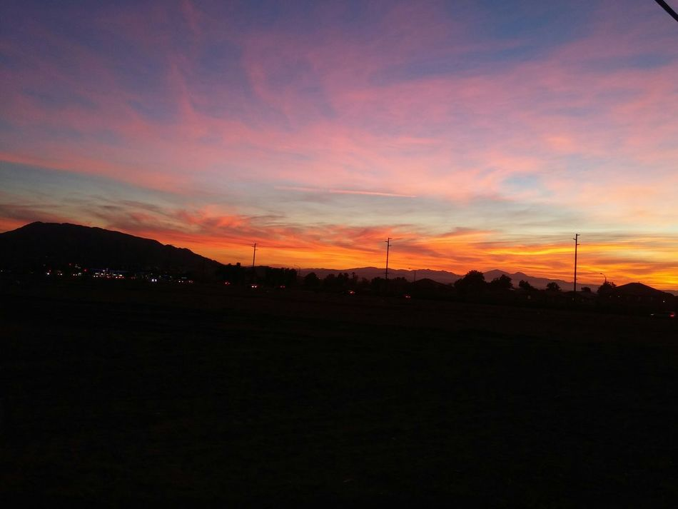 Showcase: December Beautiful Sunset City Sunsets Cotton Candy Sky