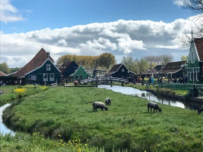 Living in the village Village Architecture First Eyeem Photo