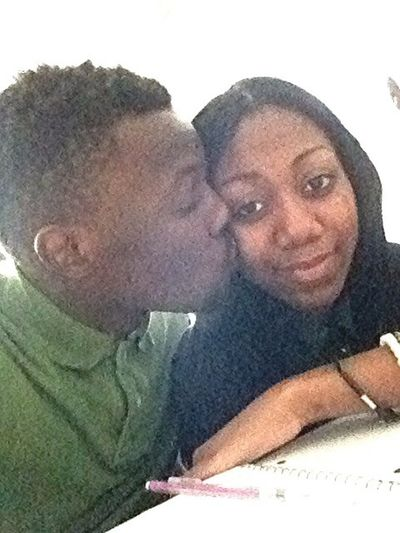 Thats My Baby Right There ❤. 1.21.12