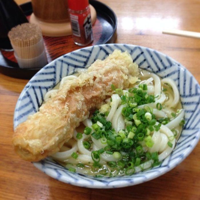 Udon Food  うどん 朝うどんなっ…???
