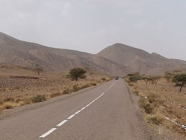 Beauty In Nature Landscape Mountain Road Desert The Way Forward Sand Scenics Arid Climate Mountain Range Outdoors Nature Adventure No People Beauty In Nature