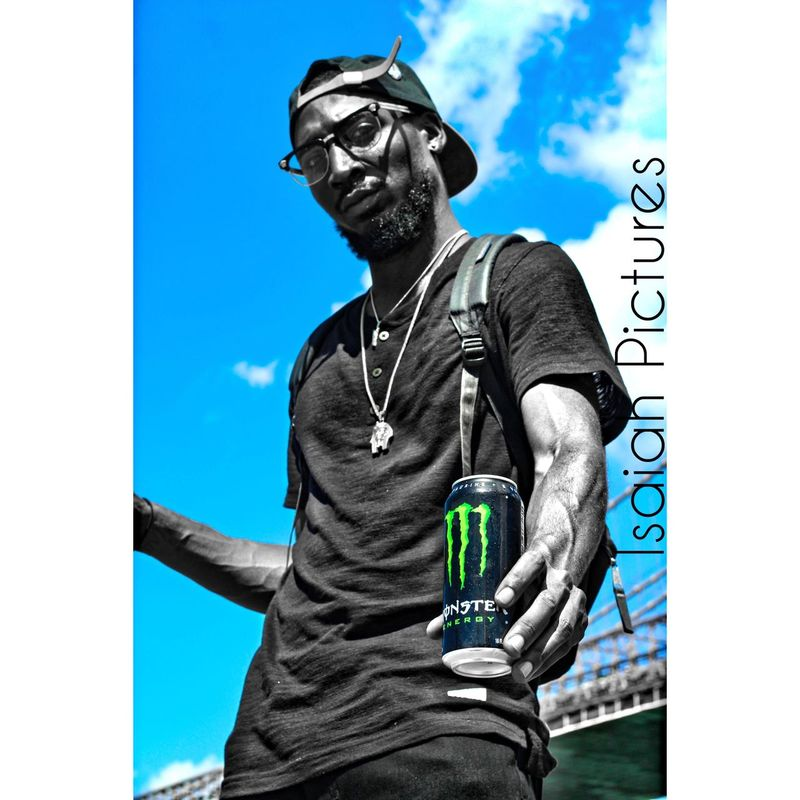 Monster Energy NYC LIFE ♥ Eyeeminstagram EyeEm Best Shots EyeEmNyc Portrait Photography MonsterEnergyDrink Hello World
